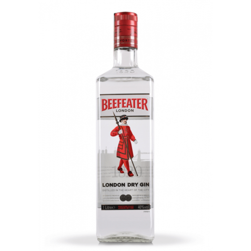 Gin Beefeater 40% 1l