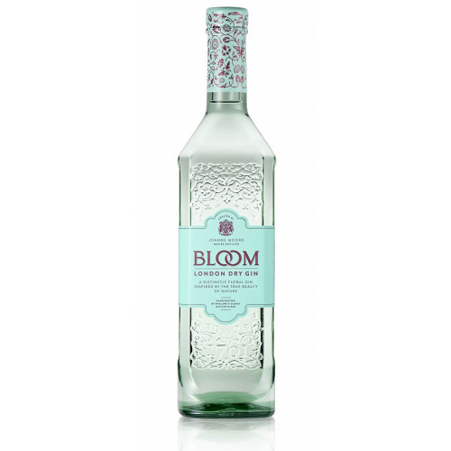 Gin Bloom 40% 0,7l