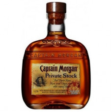 Rum Captain Morgan- Private Stock 40% 1L