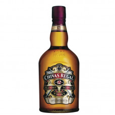 Whisky Chivas Regal 12yo 40% 1l