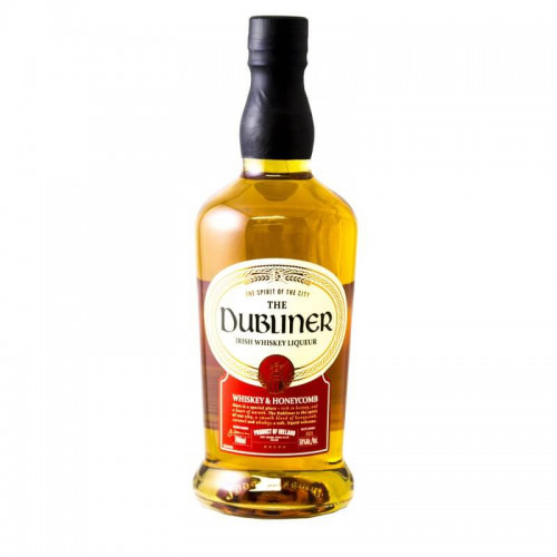Whisky The Dubliner liquer 30% 0,7l