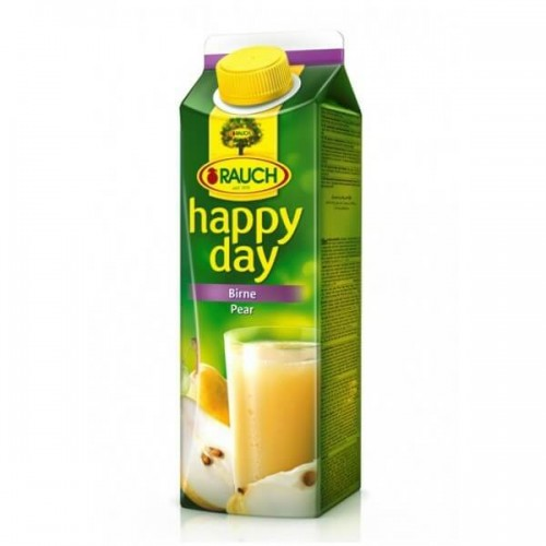 Happy Day hruška 50% 1l