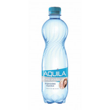 Aquila neperlivá 0,5l PET